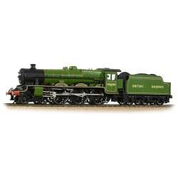 LMS 5XP 'Jubilee' 45604 'Ceylon' BR Experimental Green (British Ra.)