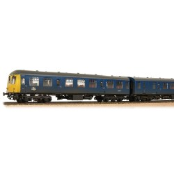 Class 105 2-Car DMU BR Blue - Weathered