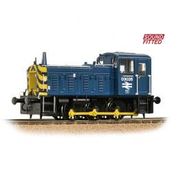 Class 03 03026 BR Blue - DCC Sound