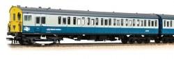 2EPB 2 Car EMU 6262 BR Blue & Grey Network SouthEast