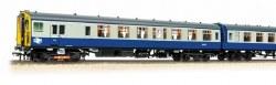 4 CEP 4 Car EMU 7106 BR Blue and Grey