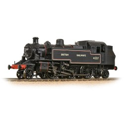 LMS Ivatt 2MT Tank 41227 BR Lined Black (British Railways)
