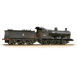 G2A 49106 BR Black Early Emblem Weathered