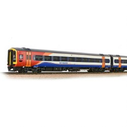 Class 158 2-Car DMU 158773 East Midlands Trains - Sound Fitted