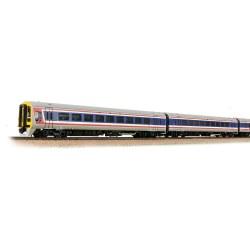 Class 159 3 Car DMU 159013 BR Network SouthEast