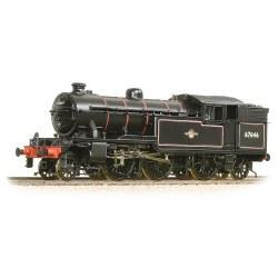 V3 Tank 67646 BR Lined Black Late Crest