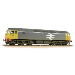 Class 47/0 47050 BR Railfreight - Weathered