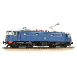 Class 85 E3057 BR Electric Blue