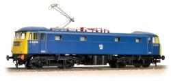 Type AL5 Electric E3056 BR Blue Pre-TOPS Single Pantograph