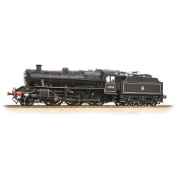 LMS Stanier Mogul 42969 BR Lined Black Early Emblem