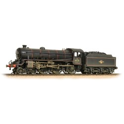 LNER B1 61076 BR Lined Black (Late Crest) - Weathered