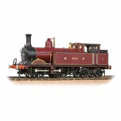 Midland Railway 1532 Class 0-4-4 1273 Midland Railway Crimson
