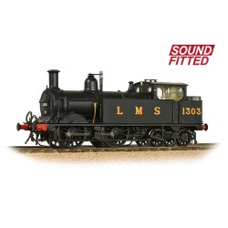 MR 1532 (1P) Tank 1303 LMS Black (Original)