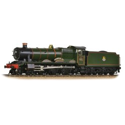 GWR 'Modified Hall' 6990 'Witherslack Hall' BR Lined Green (Early Em.)