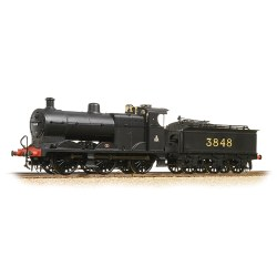Midland Class 4F 3848 Midland Black Crest