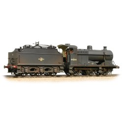 Midland Class 4F 44044 BR Late Crest Weathered