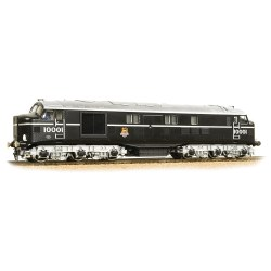 LMS 10001 BR Black Early Emblem