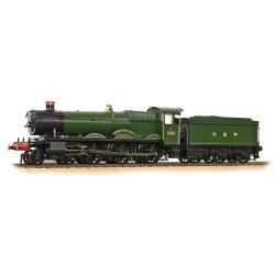 Hall Class 4920 Dumbleton Hall GWR Green