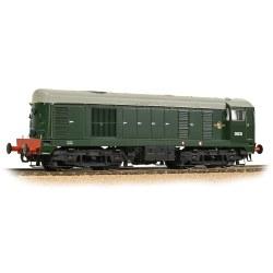 Class 20/0 Disc Headcode D8035 BR Green (Late Crest)