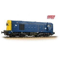 Class 20/0 Headcode Box 20201 BR Blue - Sound Fitted