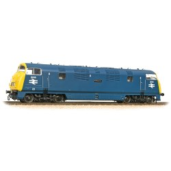 Class 43 'Warship' D836 'Powerful' BR Blue