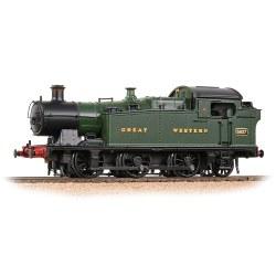 Class 56XX Tank 5637 GWR Green