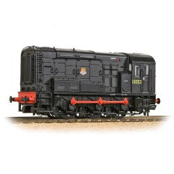 Class 08 13052 BR Black (Early Emblem)