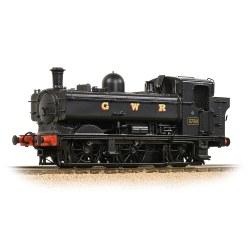 GWR 8750 Pannier Tank 3738 GWR Black (GWR)