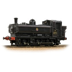 GWR 8750 Pannier Tank 8771 BR Lined Black (Early Emblem)