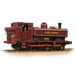 GWR 57XX Pannier Tank L94 London Transport Lined Maroon