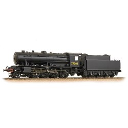 WD Austerity 2-8-0 77003 LNER Plain Black