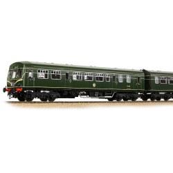 Class 101 2-Car DMU BR Green (Roundel)