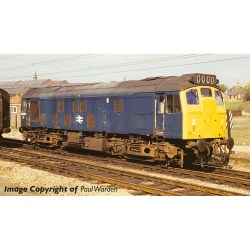 Class 25/1 25060 BR Blue Weathered