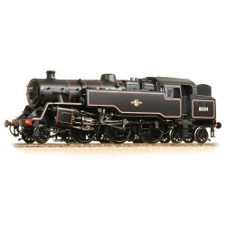 BR Standard Class 4MT Tank 80104 BR Lined Black Late Crest