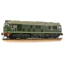 Class 24/1 D5135 BR Green