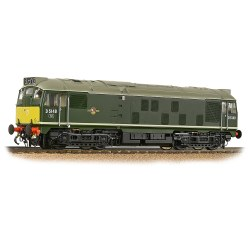 Class 24/1 D5149 BR Green (Small Yellow Panels)