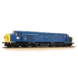 Class 40 Split Headcode 40142 BR Blue
