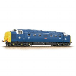 Class 55 'Deltic' 55003 'Meld' BR Blue
