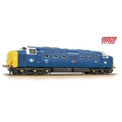 Class 55 'Deltic' 55003 'Meld' BR Blue - Sound Fitted
