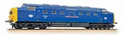 Class 55 55004 'Queen's Own Highlander' BR Blue - DCC Sound
