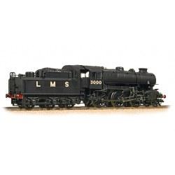 Ivatt Class 4MT 3000 LMS Black