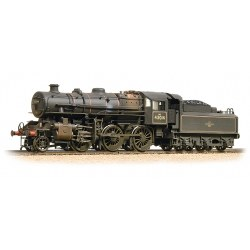 Ivatt Class 4MT 43014 BR Late Crest Weathered