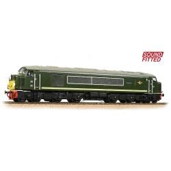 Class 44 D3 'Skiddaw' BR Green - DCC Sound