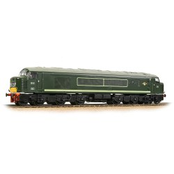 Class 45/0 Centre Headcode D53 'Royal Tank Regiment' BR Green (Small Yellow Panels)