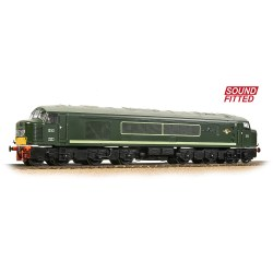 Class 45/0 Centre Headcode D53 'Royal Tank Regiment' BR Green (Small Yellow Panels) - Sound Fitted