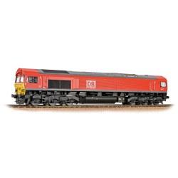 Class 66/0 66117 DB Cargo