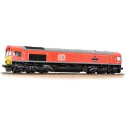 Class 66/0 66100 'Armistice 100 1918-2018' DB Cargo