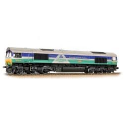 Class 66 66711 'Sence' GBRF Aggregates