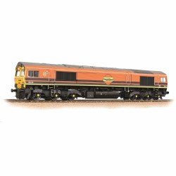 Class 66/4 66419 Freightliner G&W - Sound Fitted