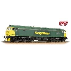 Class 57/0 57007 'Freightliner Bond' Freightliner - DCC Sound